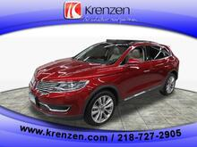 2016_LINCOLN_MKX_Reserve_ Duluth MN