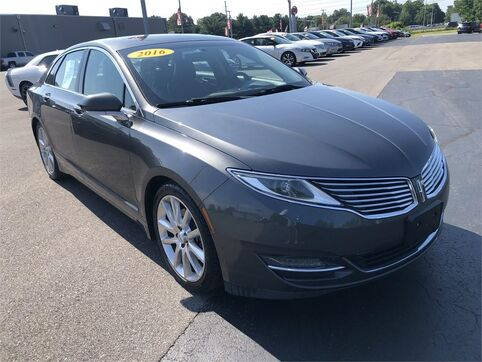 2016_LINCOLN_MKZ_AWD_ Evansville IN