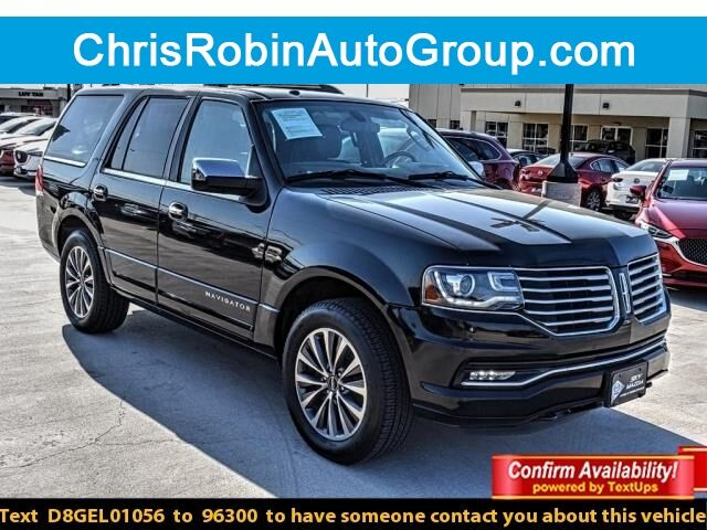 2016 LINCOLN Navigator 2WD 4DR SELECT Odessa TX