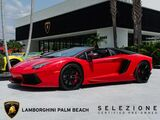 2016 Lamborghini Aventador LP 700-4 Pirelli Edition Palm Beach FL