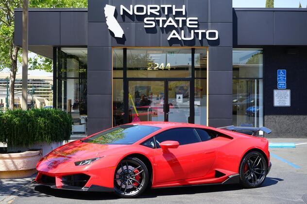 2016_Lamborghini_Huracan_LP 580-2_ Walnut Creek CA