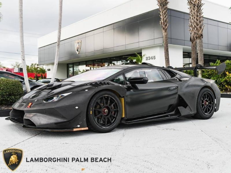 2016 Lamborghini Huracan Super Trofeo EVO (Not Street Legal)