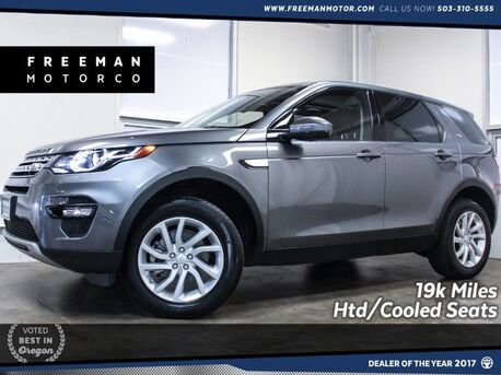 2016_Land Rover_Discovery Sport_HSE 19K Miles Heated/Cooled Seats_ Portland OR