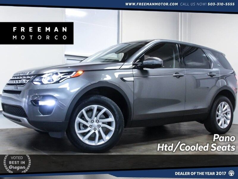 2016 Land Rover Discovery Sport HSE 27K Miles Htd/Cooled Seats Pano Portland OR