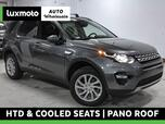 2016 Land Rover Discovery Sport HSE 4WD Htd & Cooled Seats Pano Back-Up Camera