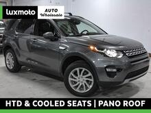 2016_Land Rover_Discovery Sport_HSE 4WD Htd & Cooled Seats Pano Back-Up Camera_ Portland OR