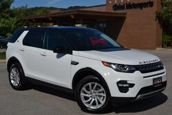 Land Rover Discovery Sport HSE/4X4/3rd Row Seating/Rear Air&Heat/Lane Departure Warning/Panoramic Sunroof/Navigation/Rear View Cam/Heated&Cooled Seats/Power Liftgate/Bluetooth 2016