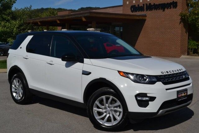 2016 Land Rover Discovery Sport HSE/4X4/3rd Row Seating/Rear Air&Heat/Lane Departure Warning/Panoramic Sunroof/Navigation/Rear View Cam/Heated&Cooled Seats/Power Liftgate/Bluetooth Nashville TN