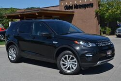 Land Rover Discovery Sport HSE/AWD/3rd Row Pkg/Driver Assist Plus Pkg w/ Navigation/Lane Departure Warning/Rearview Camera/Climate Comfort Pkg w/ Heated & Ventilated Seats, Heated Steering Wheel/Meridian Sound 2016
