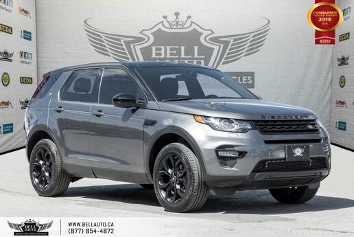 2016 Land Rover Discovery Sport HSE, AWD, 7 PASS, NO ACCIDENT, NAVI, BACK-UP CAM, PANO ROOF Toronto ON