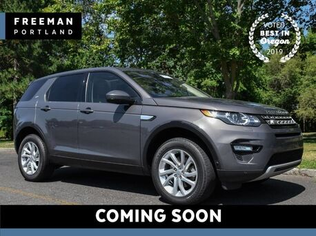 2016_Land Rover_Discovery Sport_HSE AWD Pano Roof Back-Up Camera Vented Seats_ Portland OR