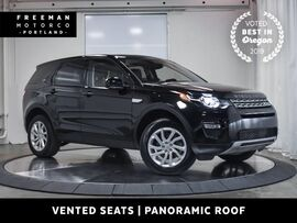 2016 Land Rover Discovery Sport HSE AWD Pano Vented Seats Nav Back-Up Cam
