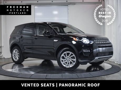 2016 Land Rover Discovery Sport HSE AWD Pano Vented Seats Nav Back-Up Cam Portland OR