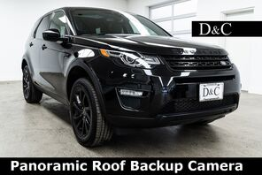 2016_Land Rover_Discovery Sport_HSE AWD Panoramic Roof Backup Camera_ Portland OR