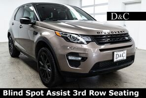2016_Land Rover_Discovery Sport_HSE Blind Spot Assist 3rd Row Seating_ Portland OR