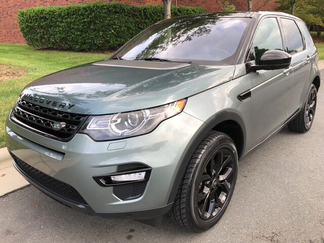 2016_Land Rover_Discovery Sport_HSE_ Charlotte NC