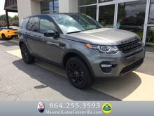 2016_Land Rover_Discovery Sport_HSE_ Greenville SC