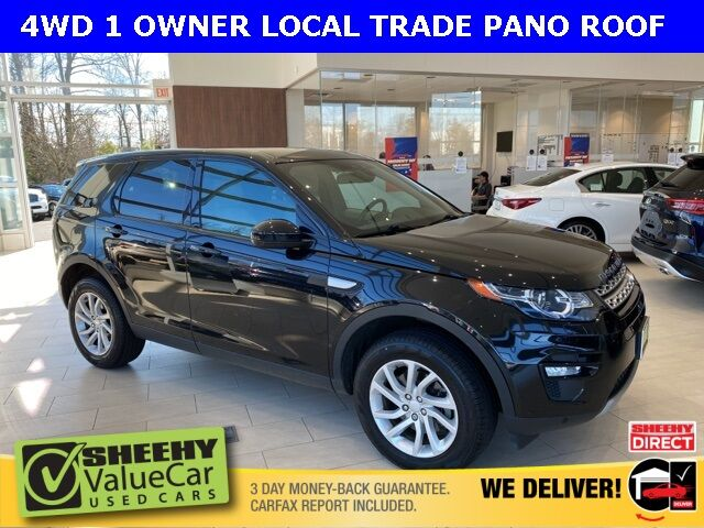 2016 Land Rover Discovery Sport HSE Chantilly VA