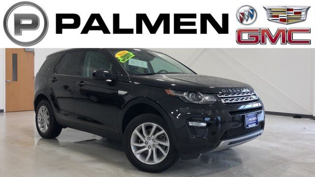 2016 Land Rover Discovery Sport HSE Kenosha WI