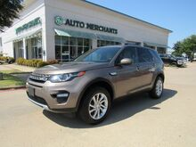 2016_Land Rover_Discovery Sport_HSE LEATHER, PANORAMIC SUNROOF, BACKUP CAMERA, HTD/CLD FRONT SEATS, NAVIGATION, CLIMATE CONTROL_ Plano TX