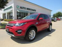 2016_Land Rover_Discovery Sport_HSE LEATHER, PANORAMIC SUNROOF, BACKUP CAMERA, NAVIGATION, KEYLESS START, CLIMATE CONTROL_ Plano TX