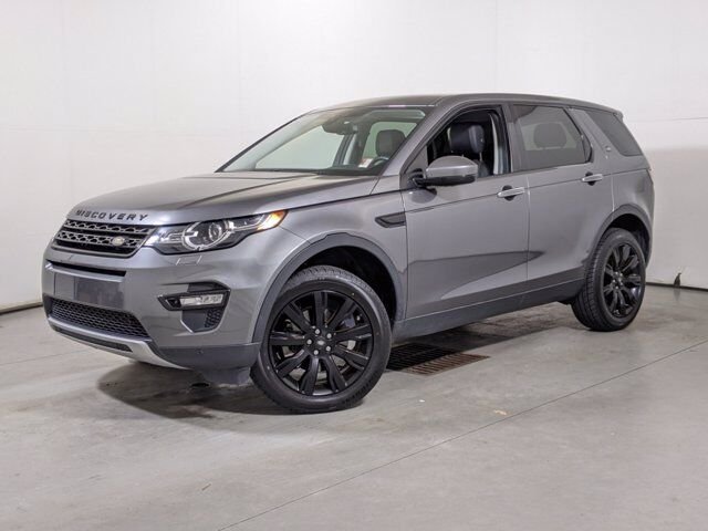 2016 Land Rover Discovery Sport HSE LUX Cary NC
