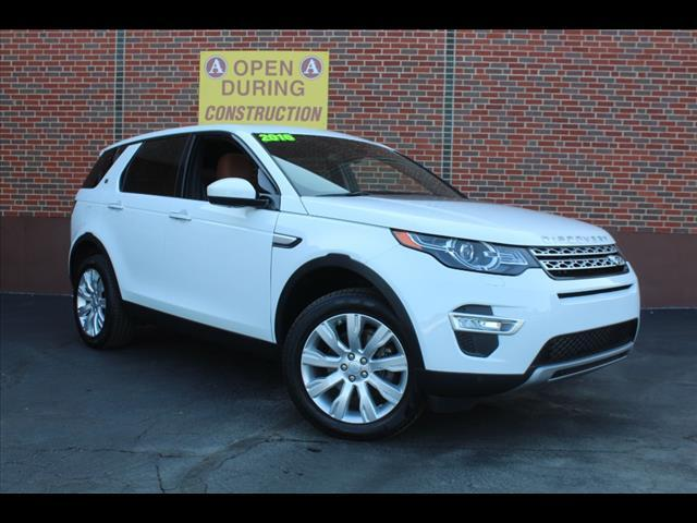 2016 Land Rover Discovery Sport HSE LUX Merriam KS