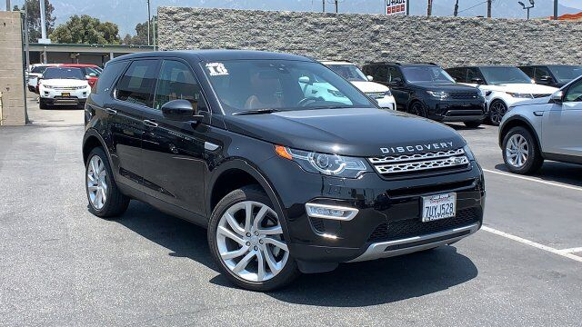 2016 Land Rover Discovery Sport HSE LUX Pasadena CA