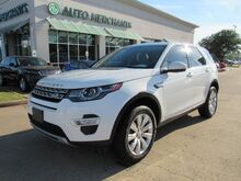 2016_Land Rover_Discovery Sport_HSE LUX_ Plano TX