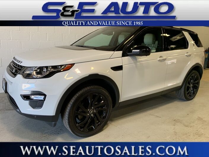 2016 Land Rover Discovery Sport HSE LUX Weymouth MA