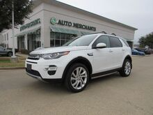 2016_Land Rover_Discovery Sport_HSE LUX**Panoramic Roof* Leather, Back-Up Camera, Bluetooth Connection, Climate Control_ Plano TX