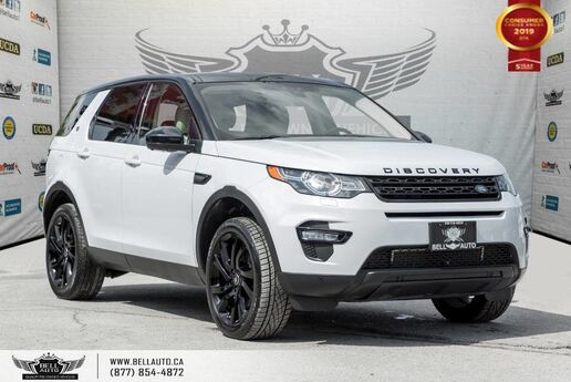 2016 Land Rover Discovery Sport HSE LUXURY, AWD, NO ACCIDENT, NAVI, BACK-UP CAM, BLIND SPOT Toronto ON