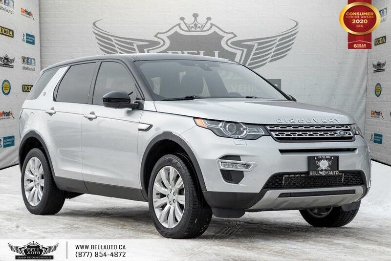 2016 Land Rover Discovery Sport HSE LUXURY, AWD, NO ACCIDENT, NAVI, REAR CAM, B.SPOT