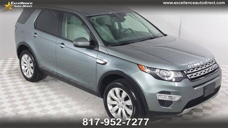 2016_Land Rover_Discovery Sport_HSE Luxury_ Euless TX