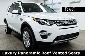 2016_Land Rover_Discovery Sport_HSE Luxury Panoramic Roof Vented Seats_ Portland OR