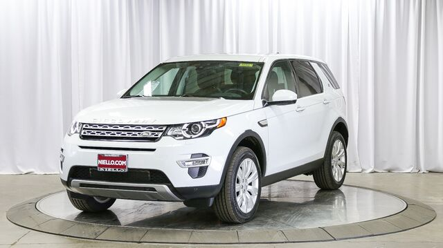 2016 Land Rover Discovery Sport HSE Luxury Sacramento CA