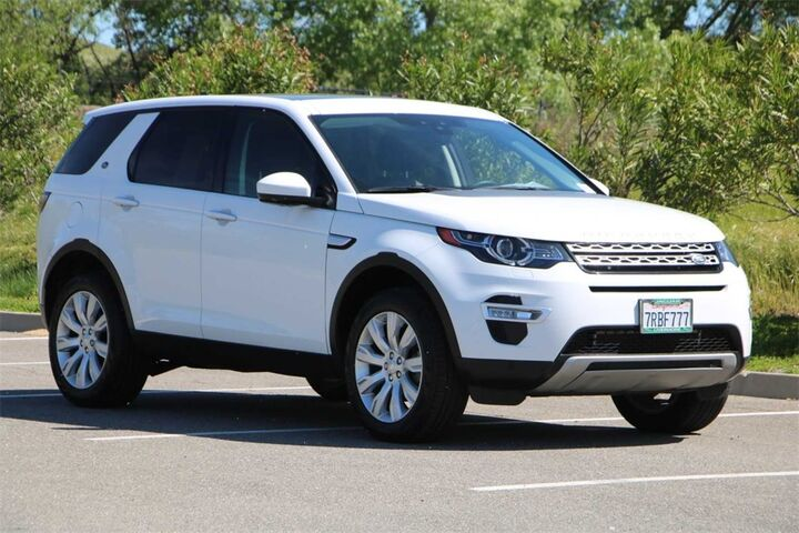 2016 Land Rover Discovery Sport HSE Luxury San Francisco CA