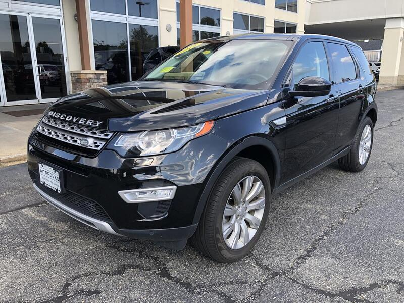 2016_Land Rover_Discovery Sport_HSE Luxury_ Warwick RI