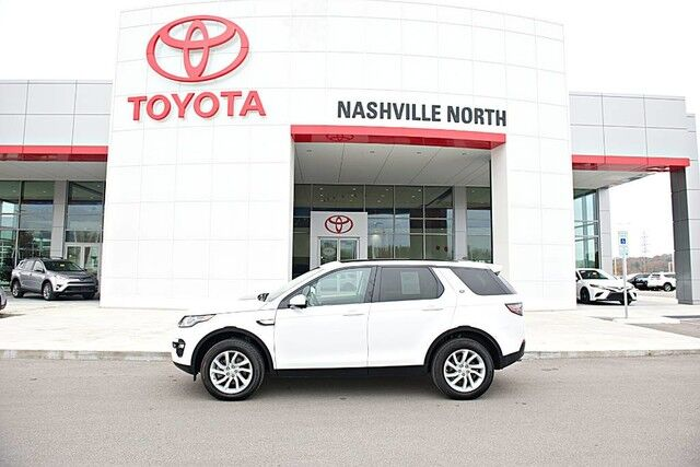 2016 Land Rover Discovery Sport HSE Nashville TN