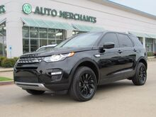2016_Land Rover_Discovery Sport_HSE PANORAMIC ROOF  BLUETOOTH BACK UP CAMERA NAVIGATION HEATED SEATS_ Plano TX