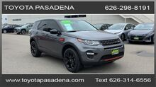 2016_Land Rover_Discovery Sport_HSE_ Pasadena CA