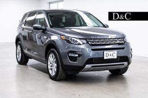 2016 Land Rover Discovery Sport HSE