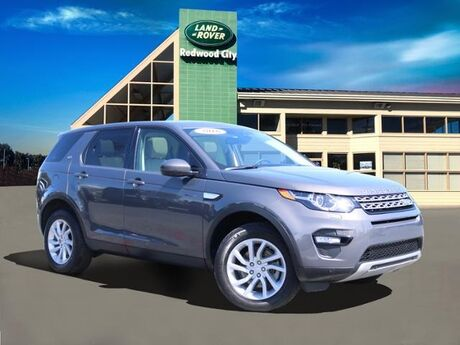 2016 Land Rover Discovery Sport HSE Redwood City CA