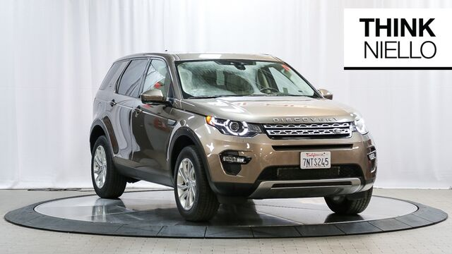 2016 Land Rover Discovery Sport HSE Rocklin CA