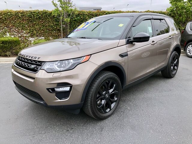 2016 Land Rover Discovery Sport HSE Salinas CA