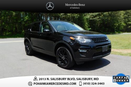 2016_Land Rover_Discovery Sport_HSE_ Salisbury MD