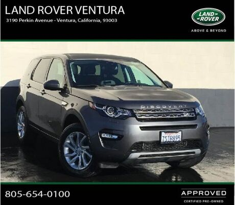 2016 Land Rover Discovery Sport HSE Ventura CA