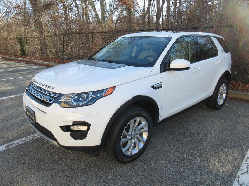 2016_Land Rover_Discovery Sport_HSE_ Warwick RI