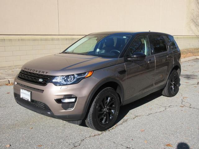 2016 Land Rover Discovery Sport HSE Warwick RI