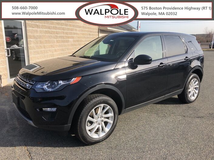 2016 Land Rover Discovery Sport HSE Weymouth MA
